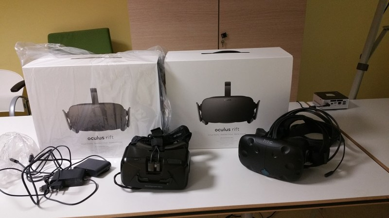 Is it now the right moment to buy a VR headset? Or is it
