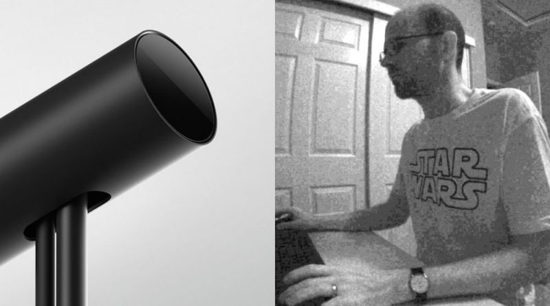 Oculus positional camera