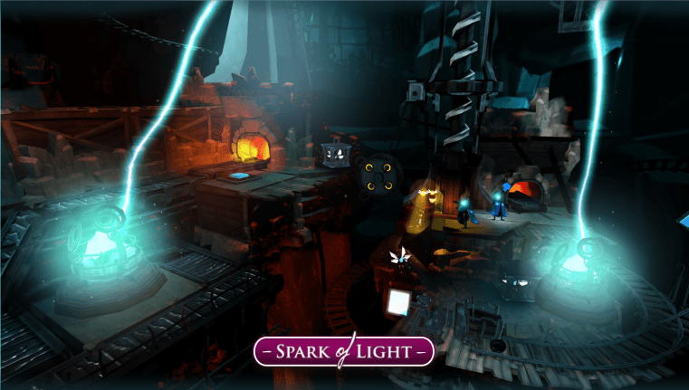 Spark of Light VR puzzle review