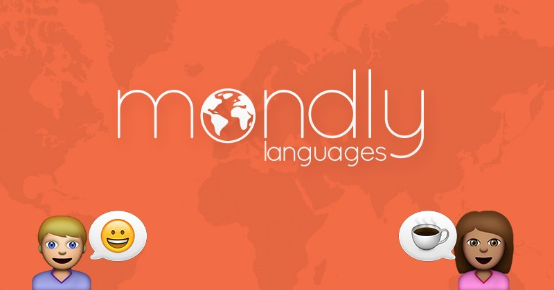 Mondly VR learn language review