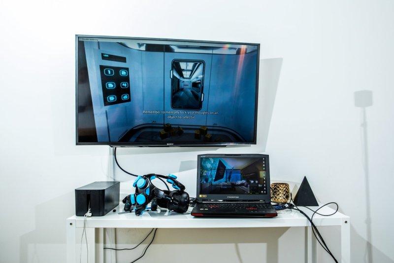 Neurable Brain Computer Interface Virtual Reality