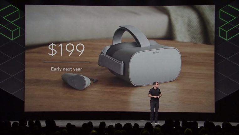 Oculus Connect 4 mega roundup: Oculus Go, Santa Cruz, Dash