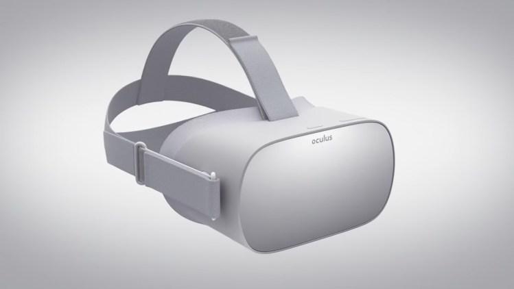 Oculus Go headset announcement