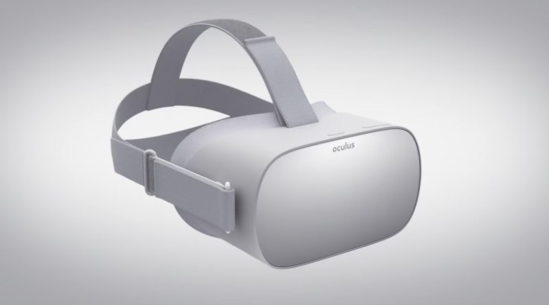 Oculus Go headset announcement