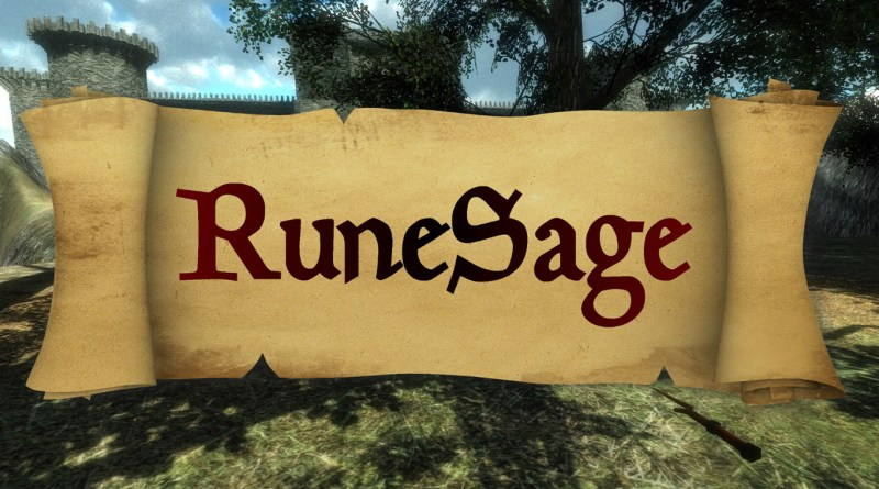 runesage virtual reality RPG game review