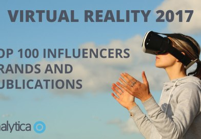 Virtual Reality top 50 influencers