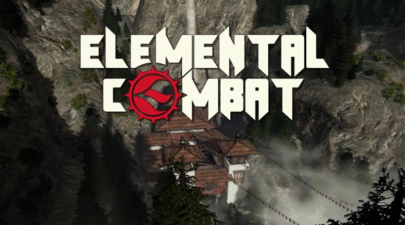 elemental combat virtual reality game review