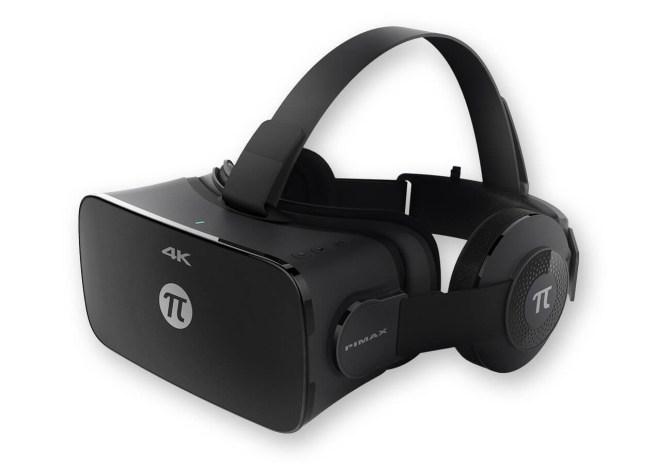 pimax 4k virtual reality headset