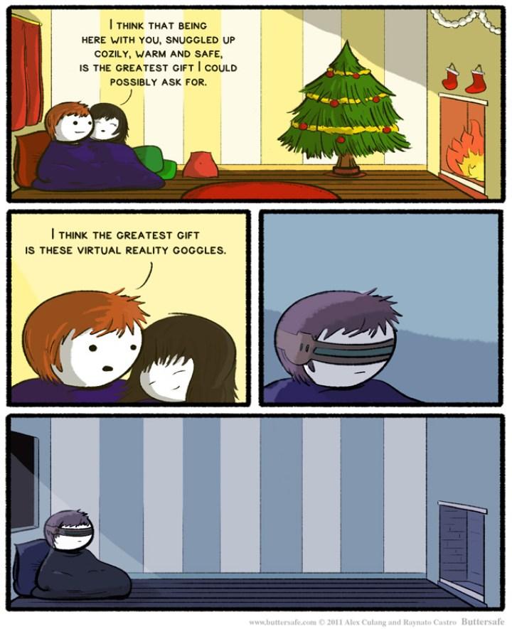 Virtual Reality Christmas Gifts
