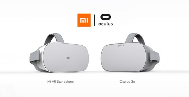 Oculus Go Xiami VR CES