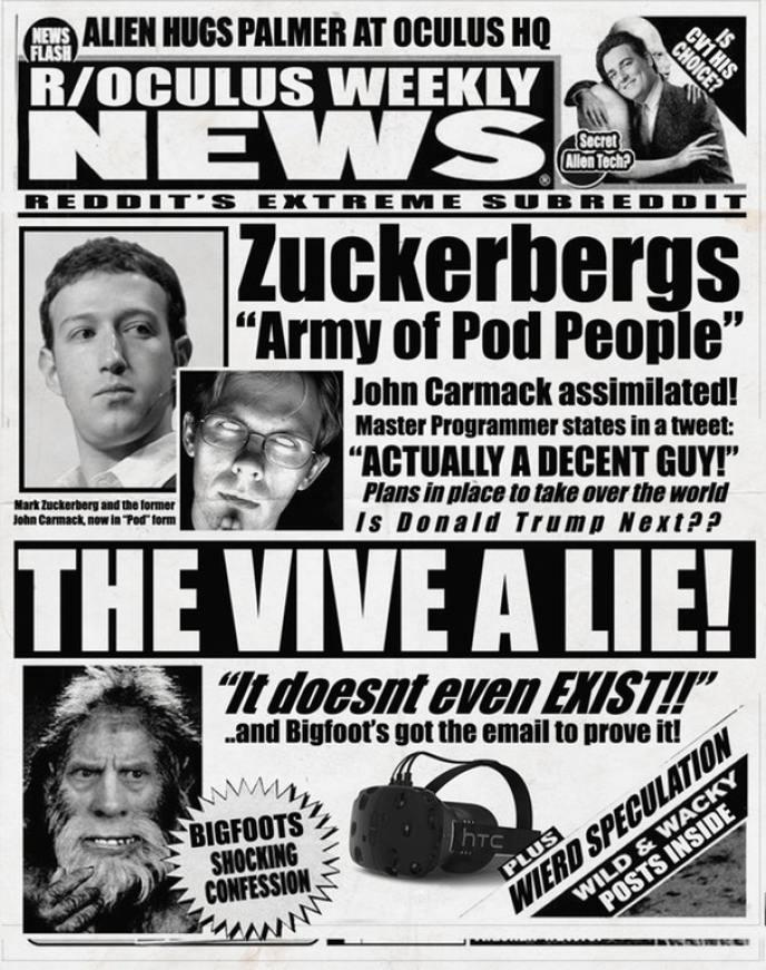 vr dizzy satirical virtual reality website
