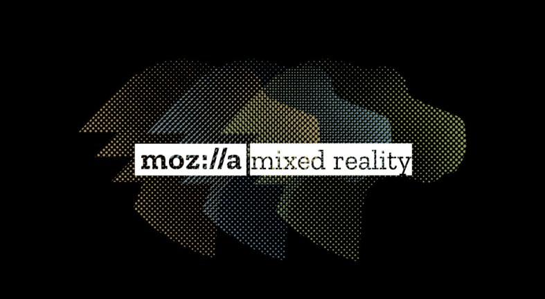 mozilla mixed reality webxr