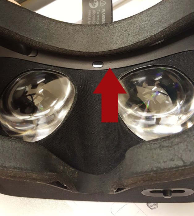 how to fix sensors not connect to oculus