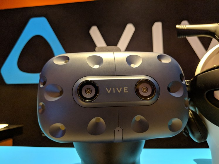 htc vive pro virtual reality ces