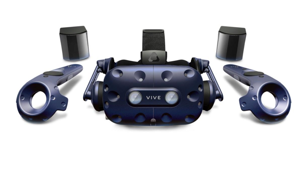 HTC Vive reveals Vive Pro 2.0-bundle price and Vive Enterprise advantage