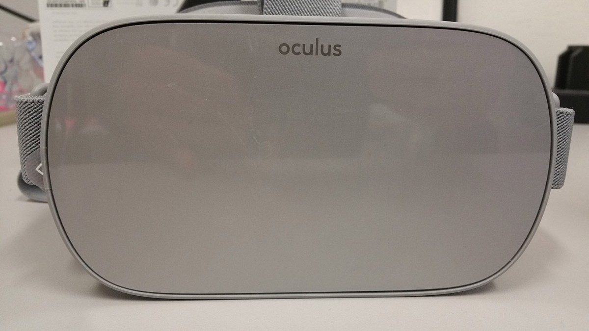 How to get started with Oculus Go on Unity