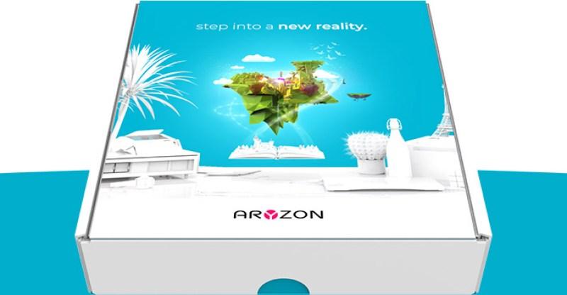 aryzon v2 AR review