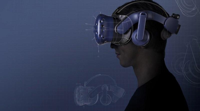 virtual reality htc vive pro