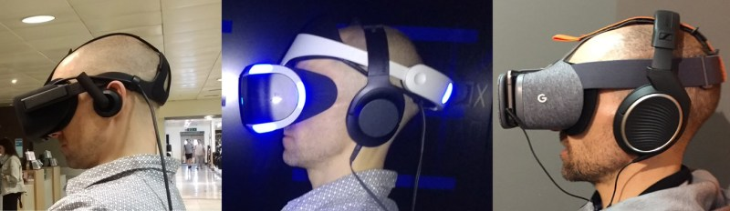 virtual reality headsets ergonomics