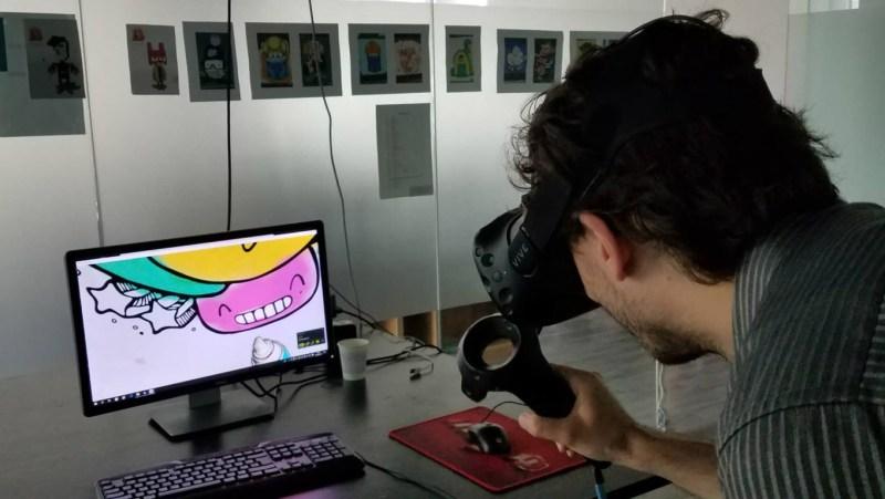 lenqiy education virtual reality china