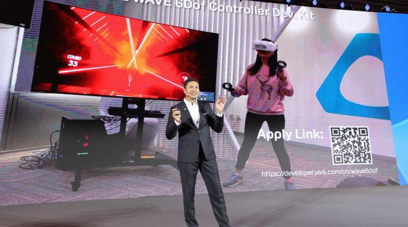 HTC Vive announces devkits for 6 DOF controllers for Vive