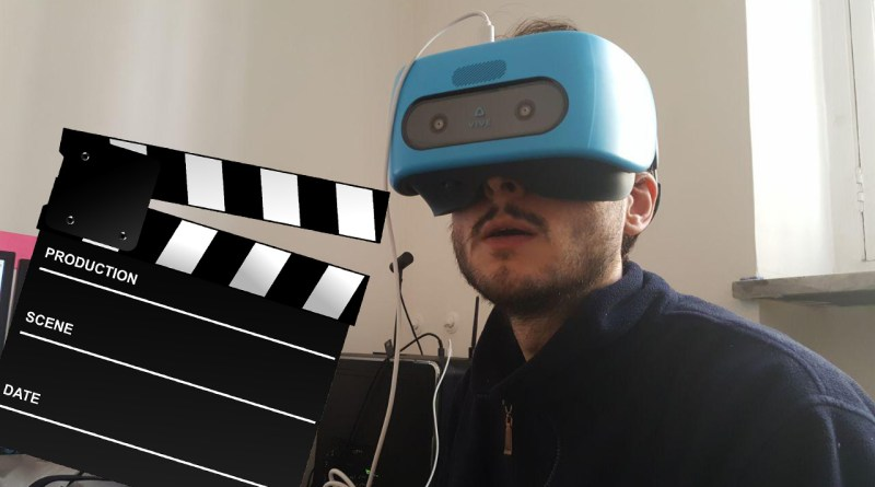 how to record and stream with vive focus