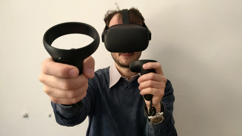 oculus quest development