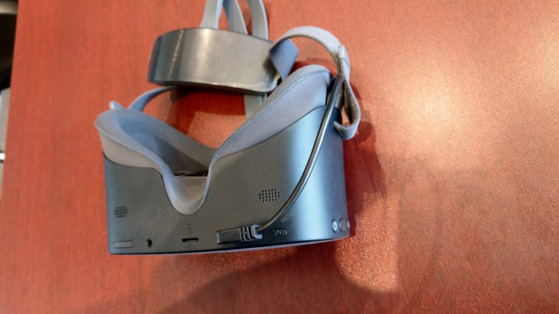 Pico G2 4K with eye tracking