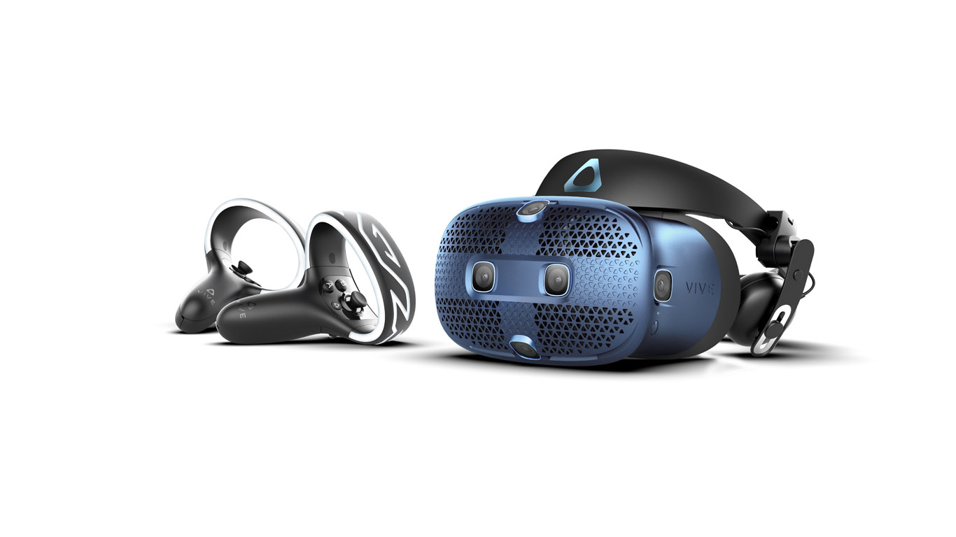 HTC Vive Cosmos, maybe the most versatile PC VR headset