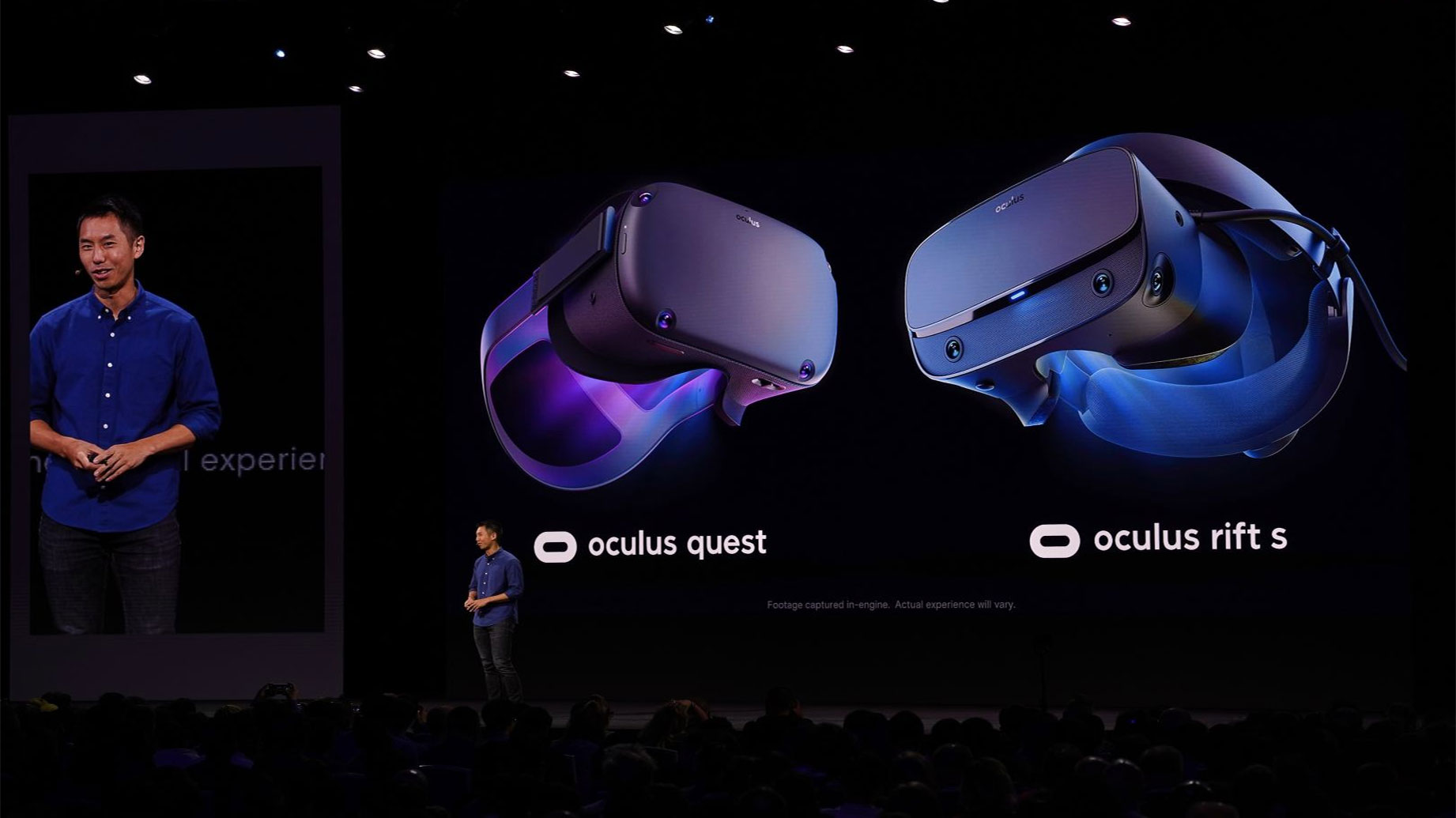 Facebook's Sean Liu: we are at an inflection point of the VR industry