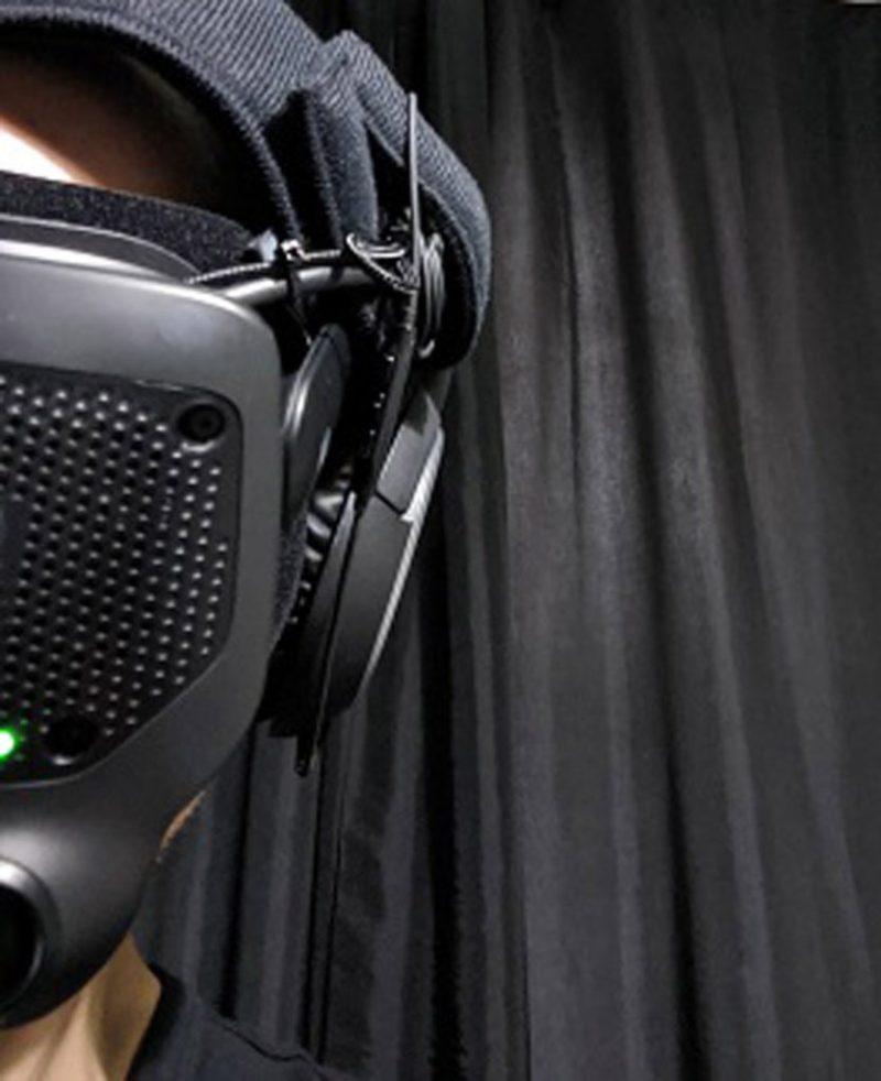 headphones vr headset