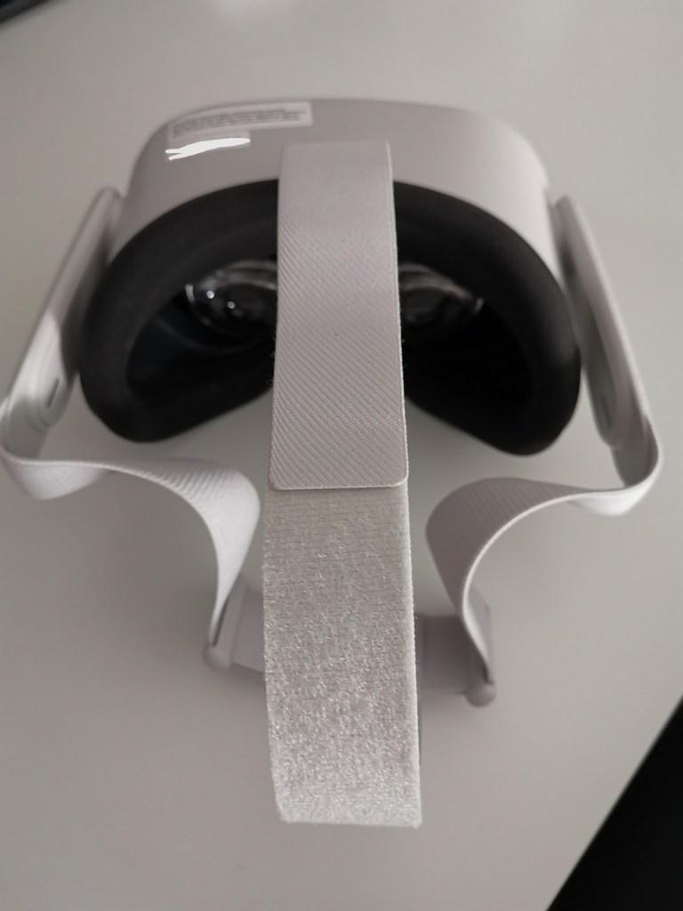 oculus quest 2 rear strap
