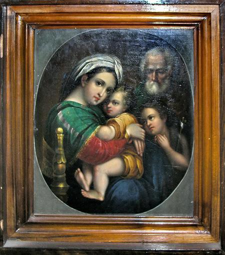 Чудотворные иконы: икона «Три Радости»   Искусство жить