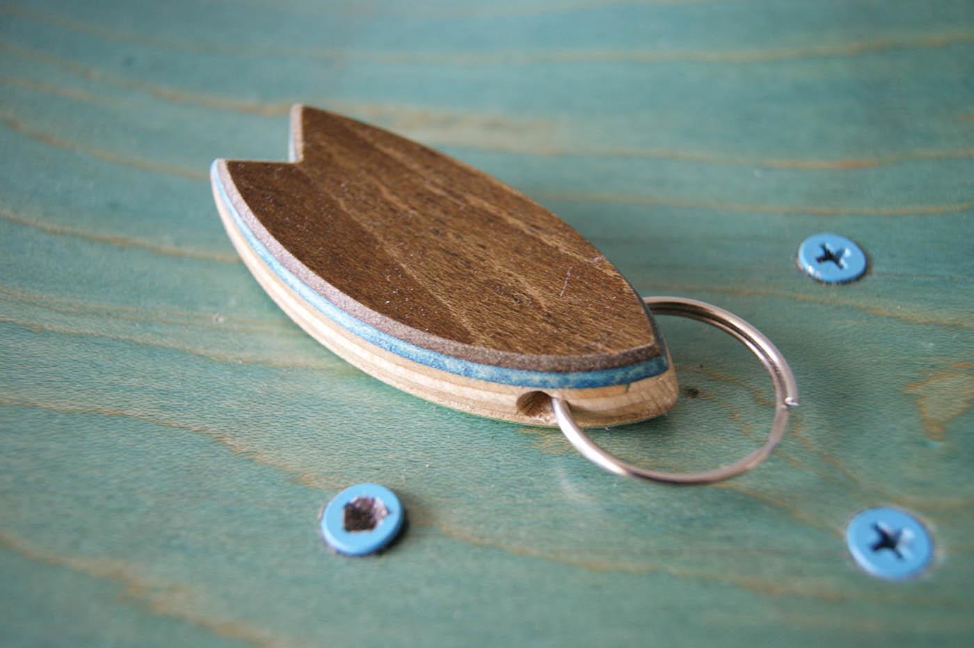 4-Skatan-LLC-Surfboard-Key-Chain-Skateboarding-Upcycling (91)