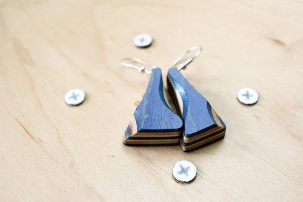 earrings special edition skatan llc13