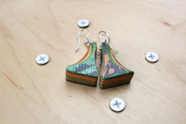 earrings special edition skatan llc15
