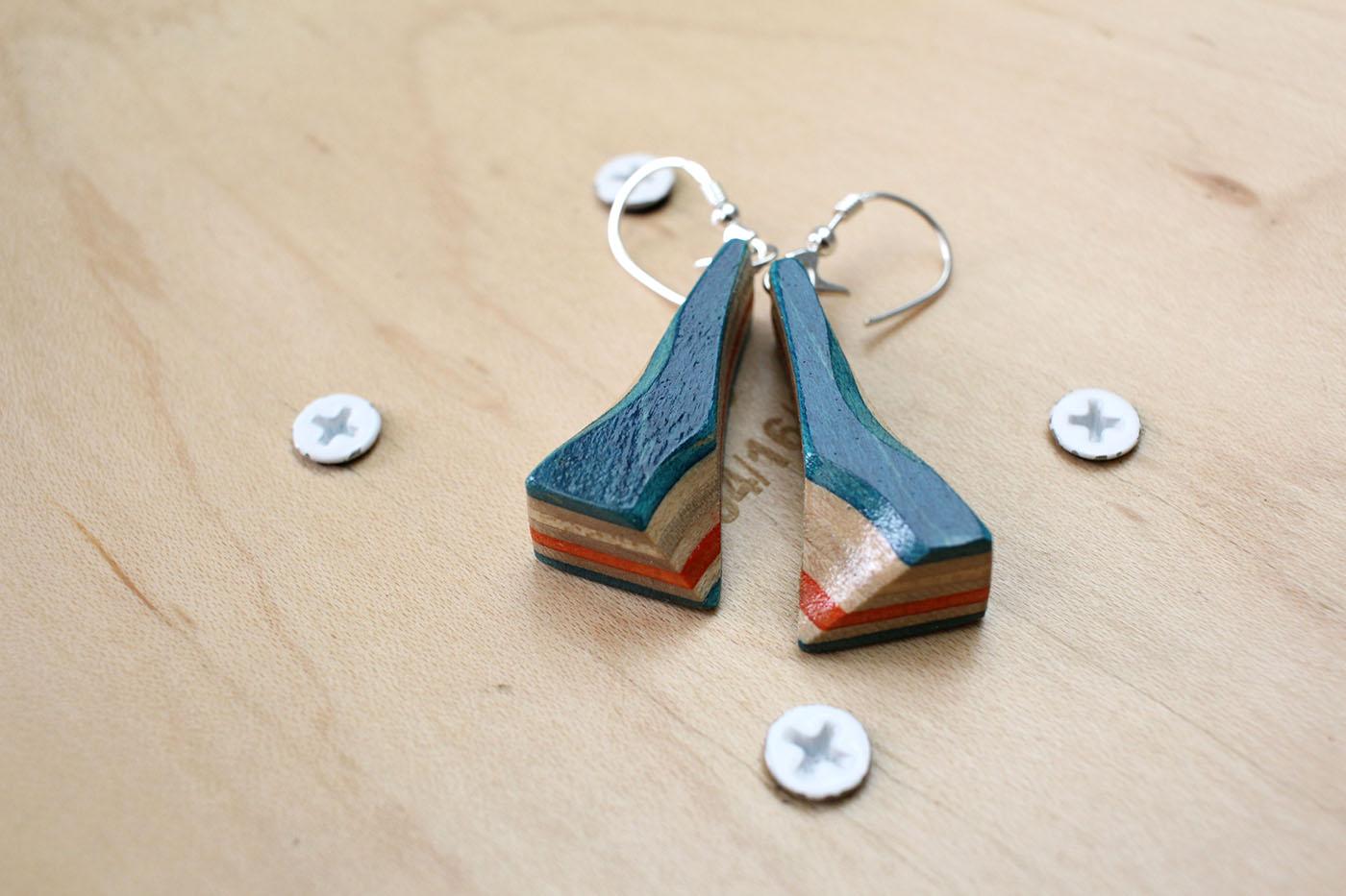 earrings special edition skatan llc6