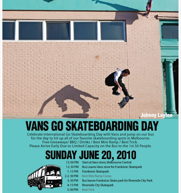 Go Skateboarding Day Melbourne 2010