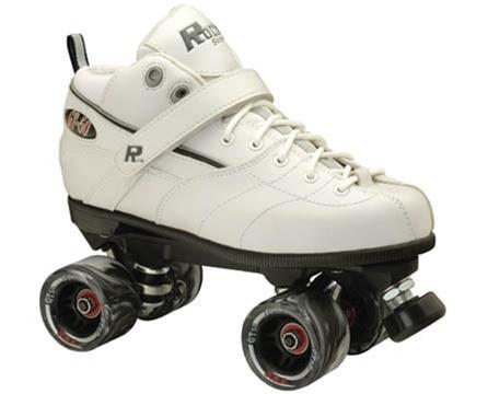 Sure-Grip Rock GT-50 White Roller Skates