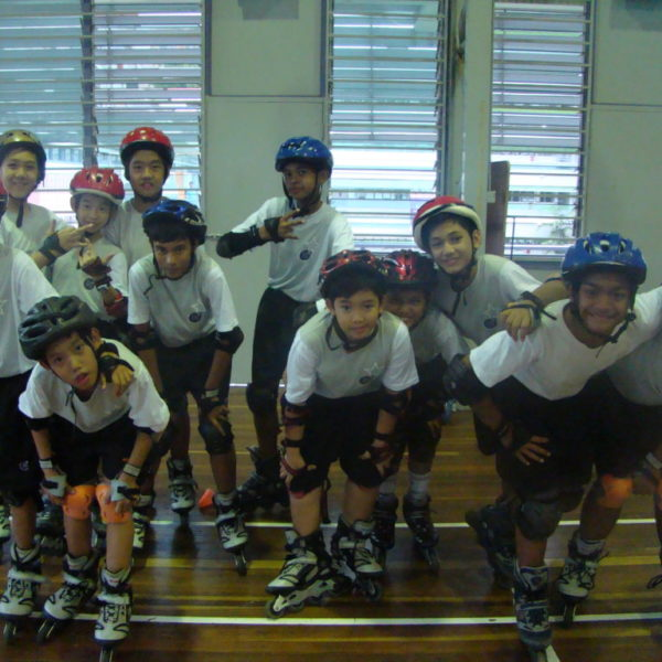 Skate With Us School Programme