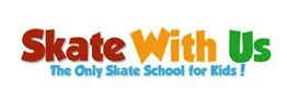 Inline Skating Skate With Us Logo