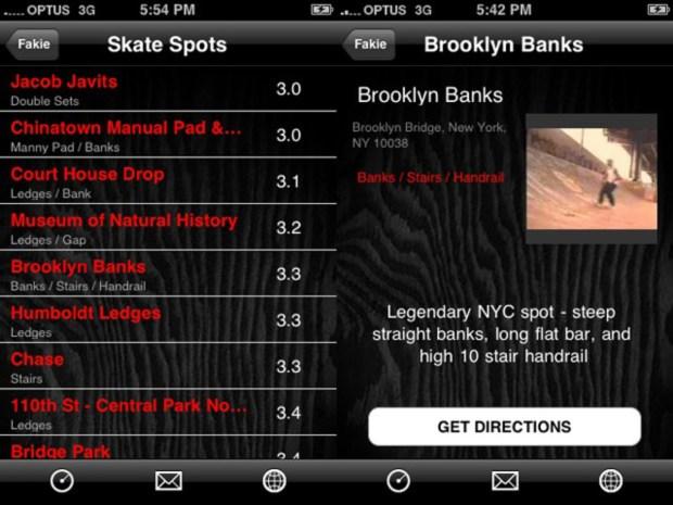 iSkateboard iPhone App | TransWorld SKATEboarding