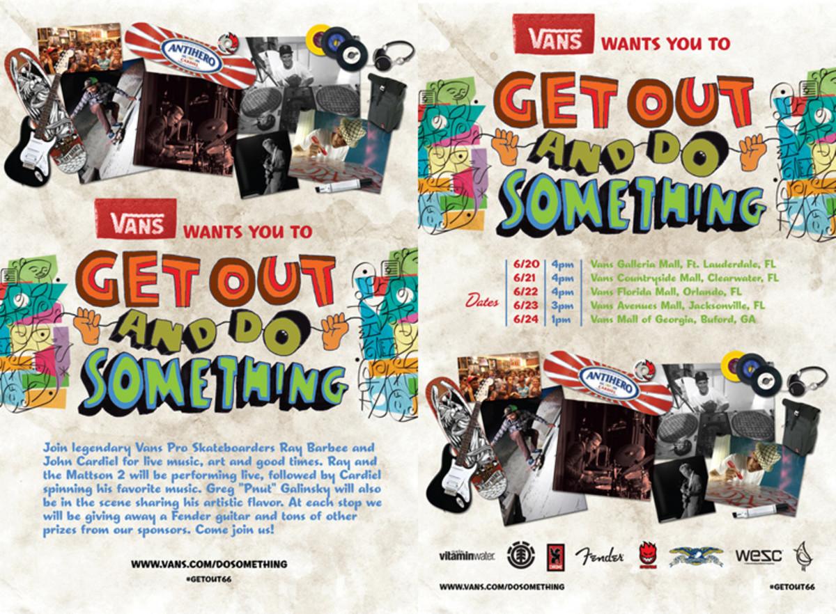 Something Tour | Transworld SKATEboarding
