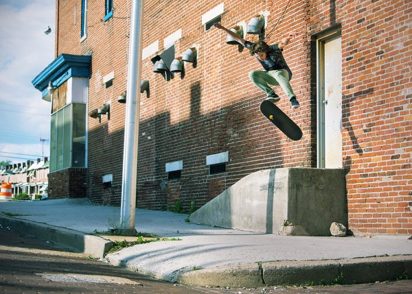 Chance Hogue, 360 flip.