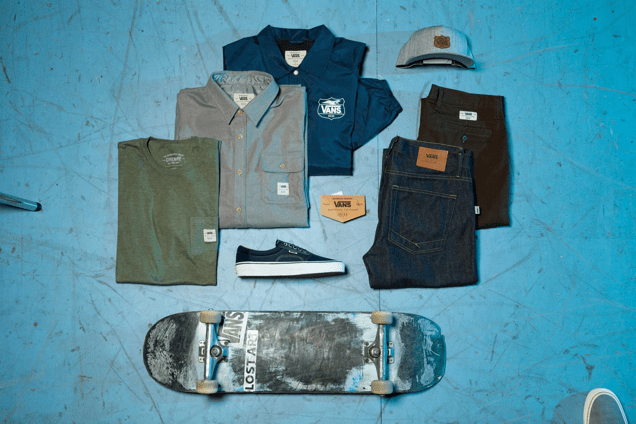 Geoff Rowley Signature Collection By Vans