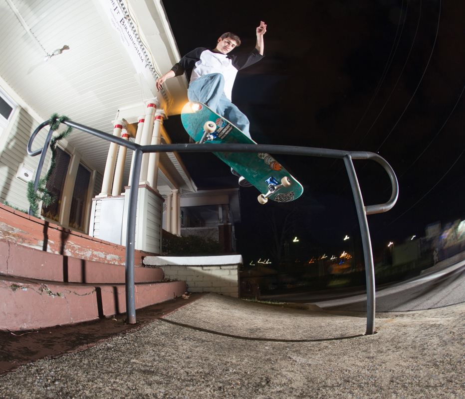 Alec Spinosi – Front Smith
