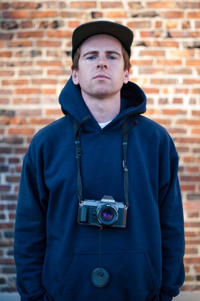 Corey Greengage portrait