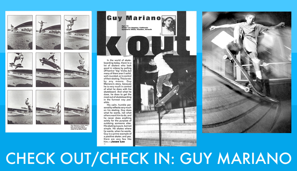 151afc71aae COCI: GUY MARIANO Full Interview | TransWorld SKATEboarding