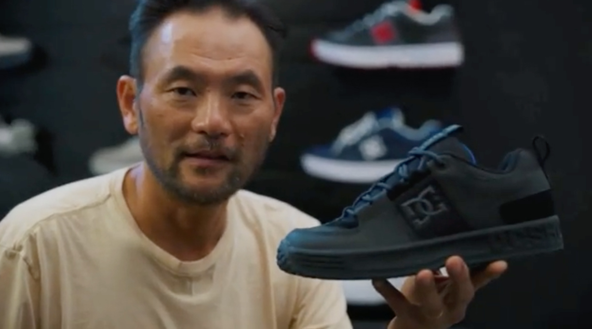 Sung Choi, Designer Of The DC Lynx