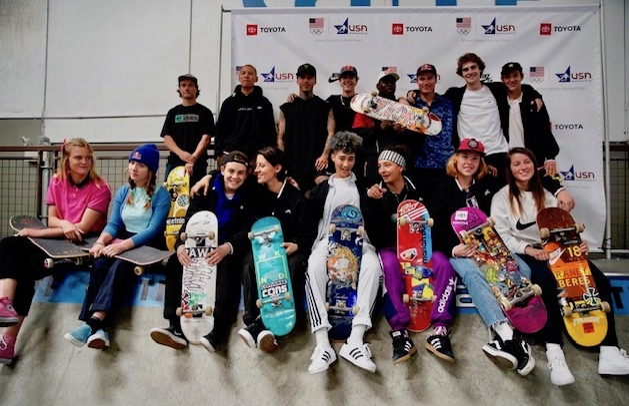 USA Skateboarding National Team Announced | TransWorld